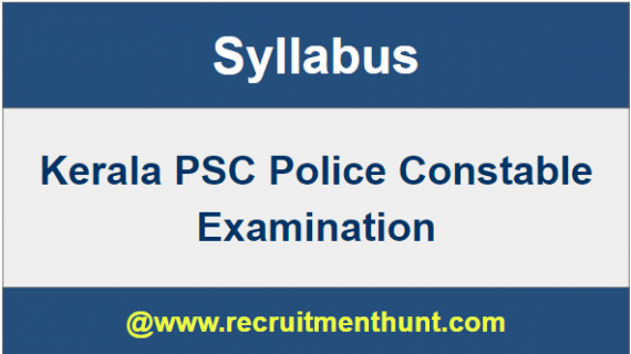 kerala psc police constable previous question paper