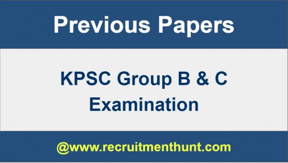 kpsc exams