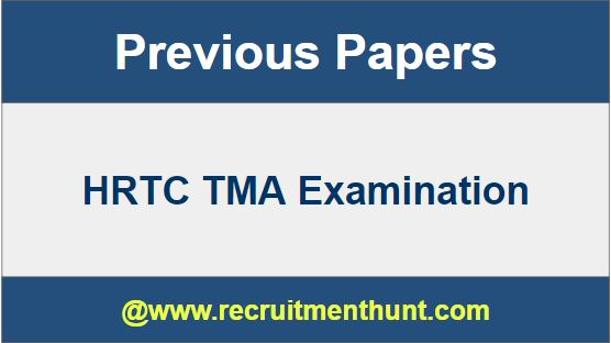 HRTC TMA Result