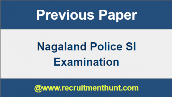 Nagaland Police Salary