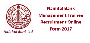 Nainital Bank Management Trainee Recruitment