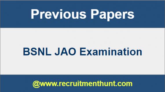 BSNL Internal Exam