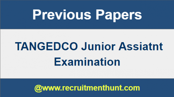 tangedco technical assistant result