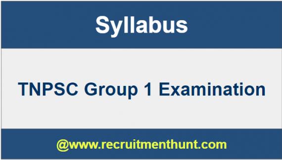 tnpsc group 2 syllabus