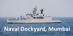 Naval Dockyard Mumbai Tradesman Previous Papers