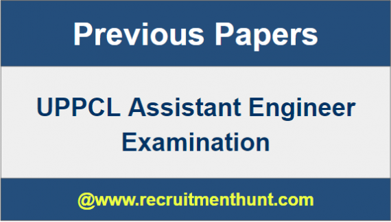 UPPCL AE Previous Question Papers