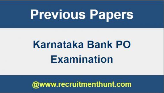karnataka bank po recruitment 2019