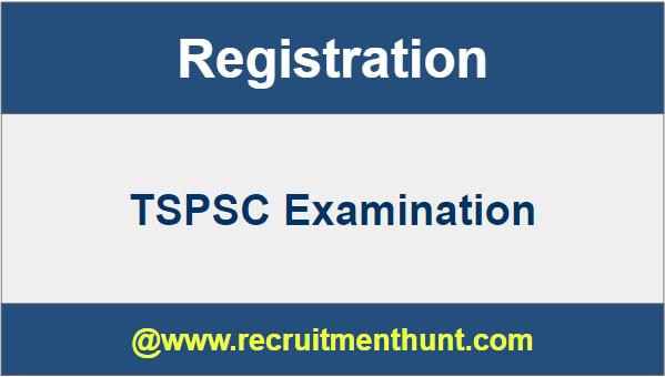 tspsc one time registration login