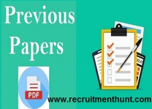 IBBI Officer Grade A Previous Papers