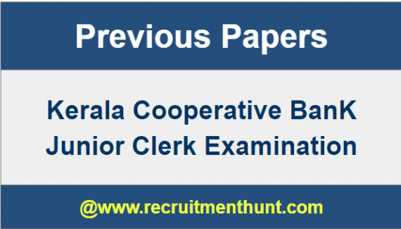 Kerala Cooperative Bank Clerk Syllabus