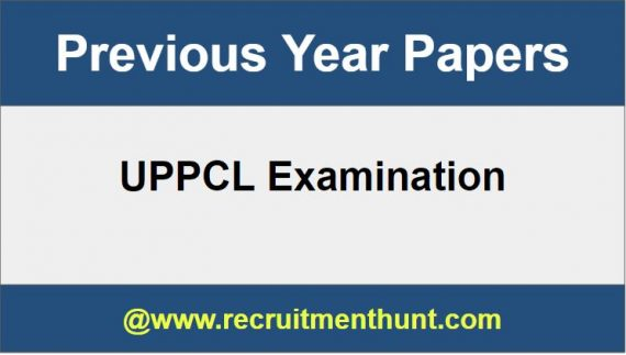UPPCL Office Assistant previous papers