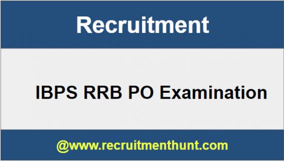 IBPS RRB PO Recruitment