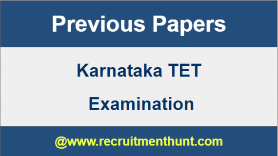 Karnataka Tet 2015 Question Paper Download Pdf