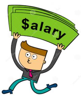 bank salary scale, federal bank clerk salary