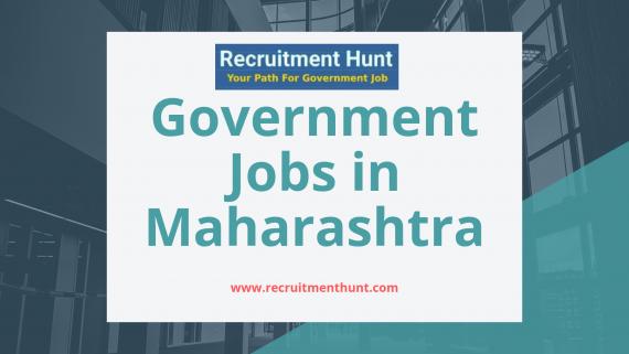 maharashtra government jobs 2019