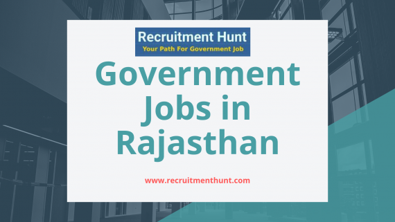 rajasthan govt jobs in current time