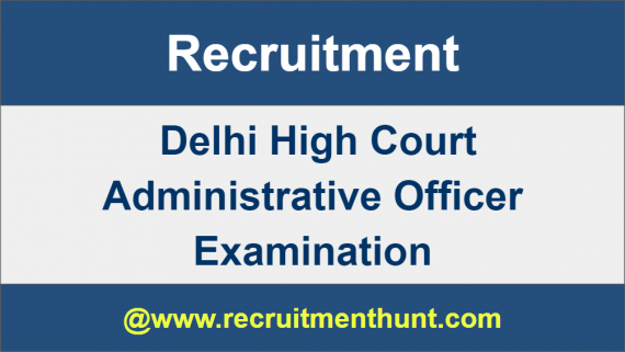 delhi high court vacancy 2019