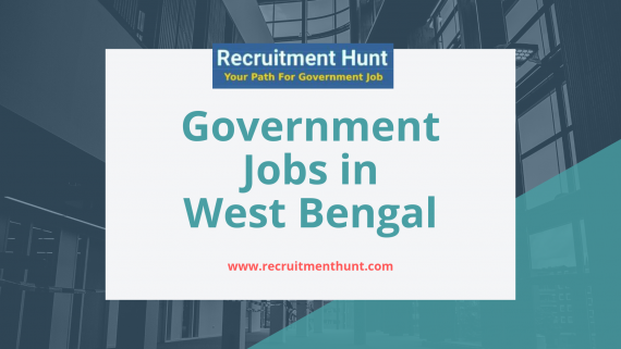 government jobs in west bengal for graduate