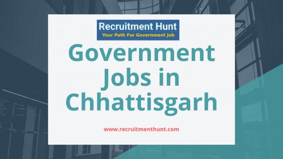 govt jobs in cg